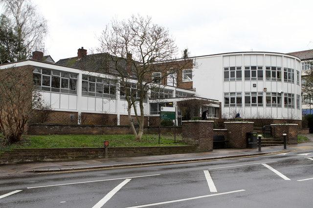 Alexandra Park Library