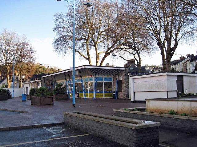 Torquay coach station