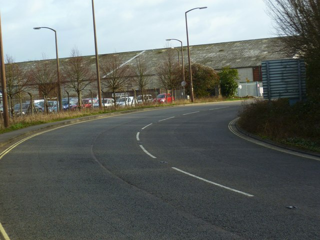 The bend on Terminus Road (2)