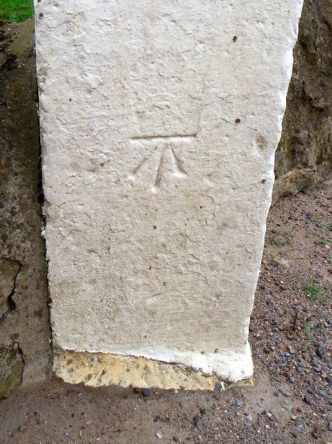 Bench Mark, Kingsbarns