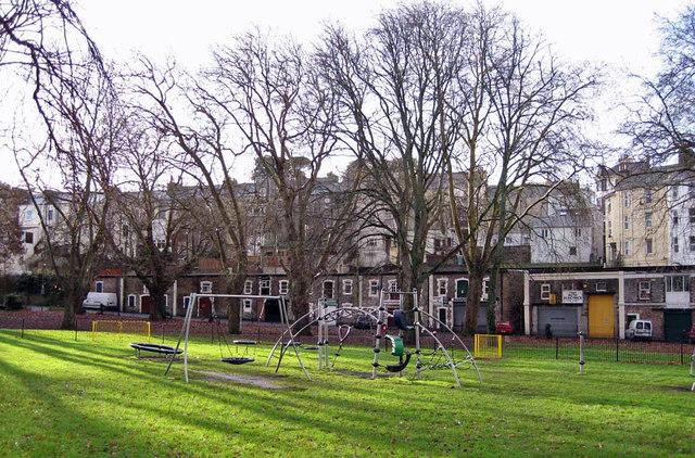 Play equipment, Upton Park