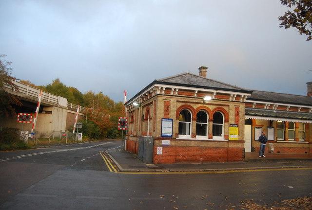 North Camp Station