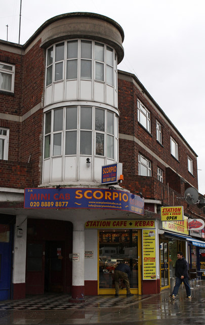 Scorpio Minicab and Station Cafe