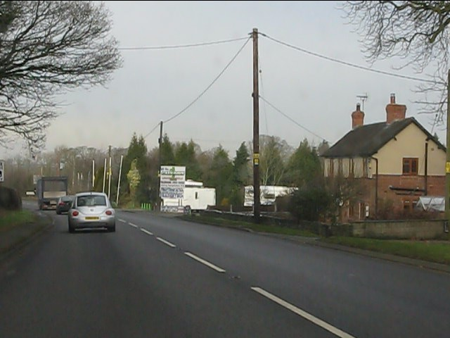 A41 at Lazy Days