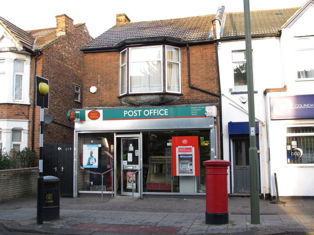 Post Office, Colindale Avenue, NW9