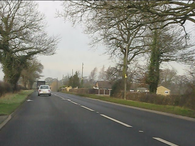 A41 near Mill Green