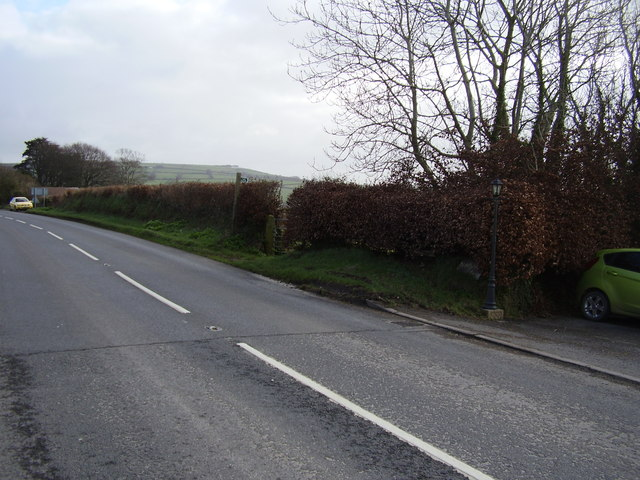 A shortcut over the fields