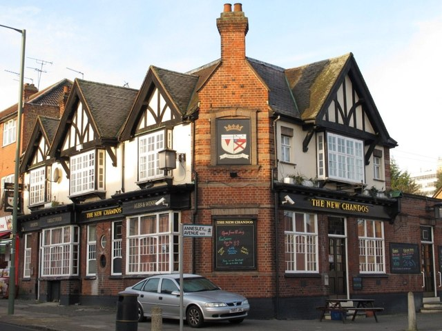 The New Chandos, Colindale Avenue / Annersley Avenue, NW9