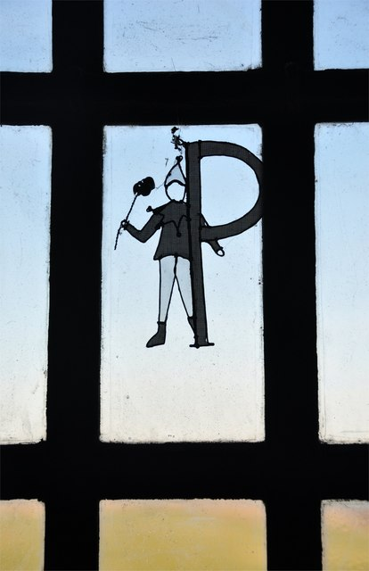 Window Detail, Lindisfarne Castle