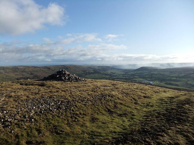 Calver Hill on Reeth Low Moor