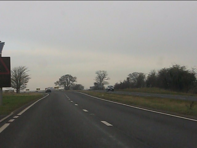 A41 at Aychley Cottages