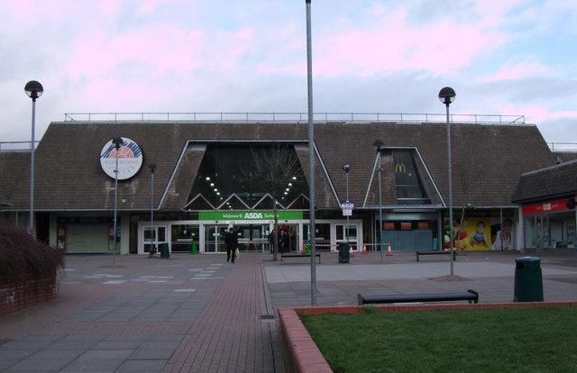Asda store, West Swindon Centre