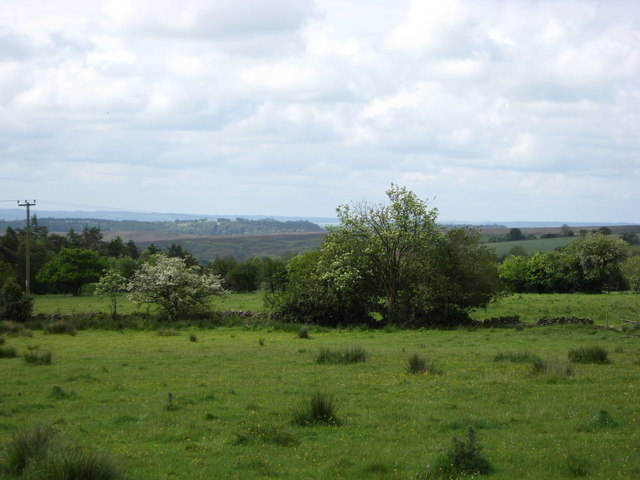 View from St James Farm