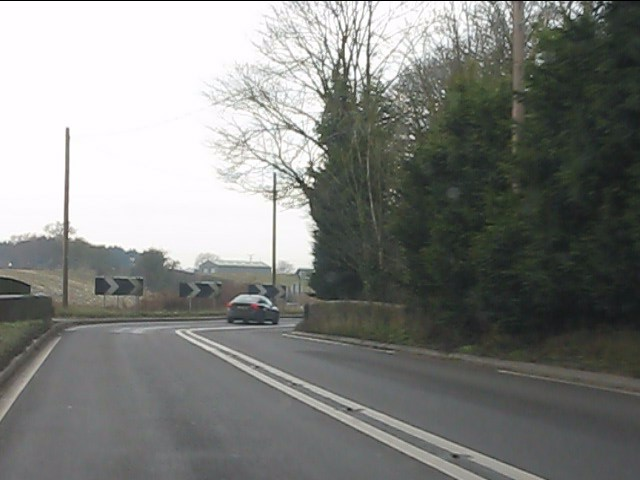 Bailey Brook bridge, A41, Sandford
