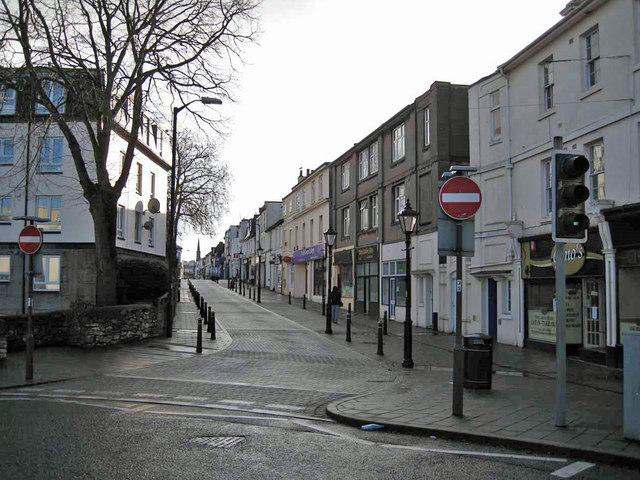Union Street, Torre