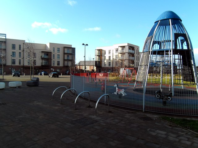 Millennium Village Play Area at Allerton Bywater