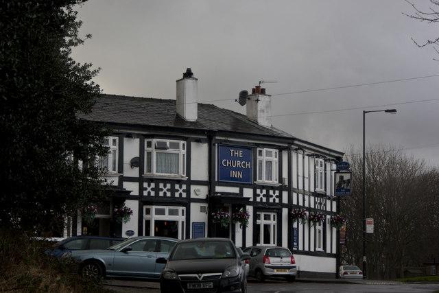 The Church Inn, Flixton