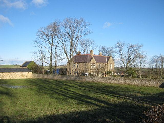The Old Vicarage at Witton Park