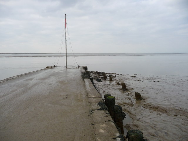 Burnham-On-Sea - Slipway