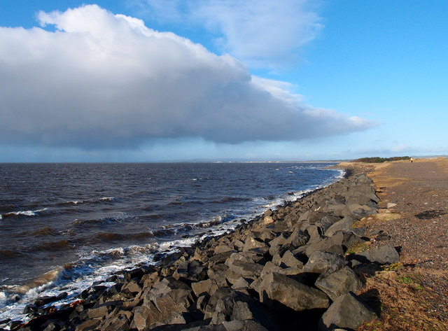 Sea Defences, Newton on Ayr