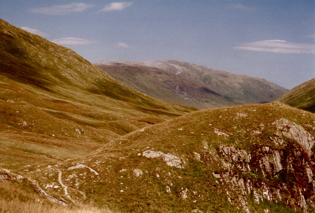 Fionngleann and An Socach from Camban