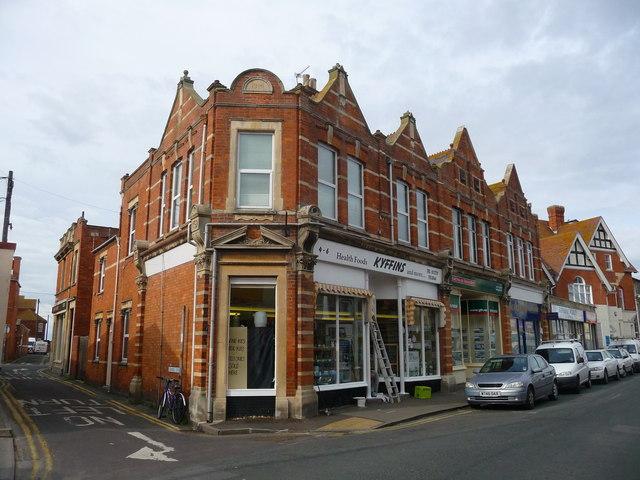 Burnham-On-Sea - Health Food Shop