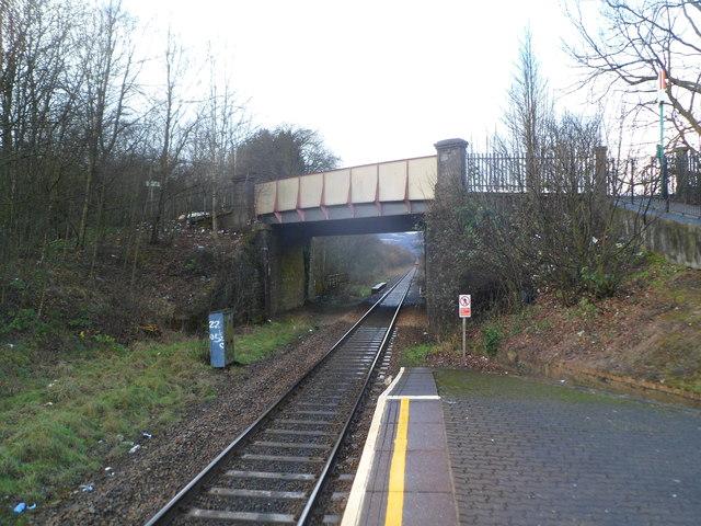 Station Road bridge, Treorchy