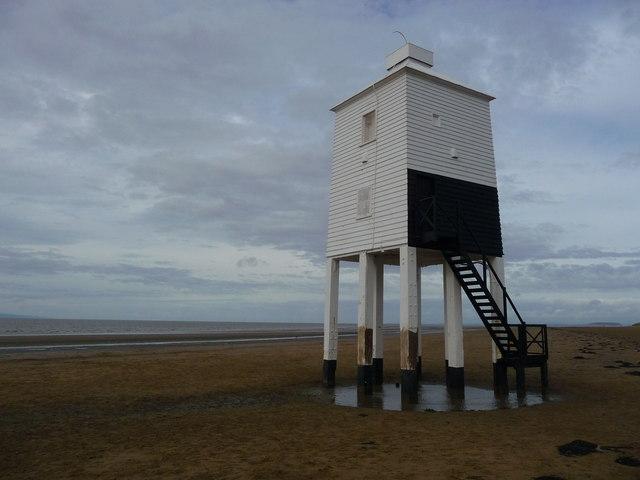 Burnham-On-Sea - Lighthouse