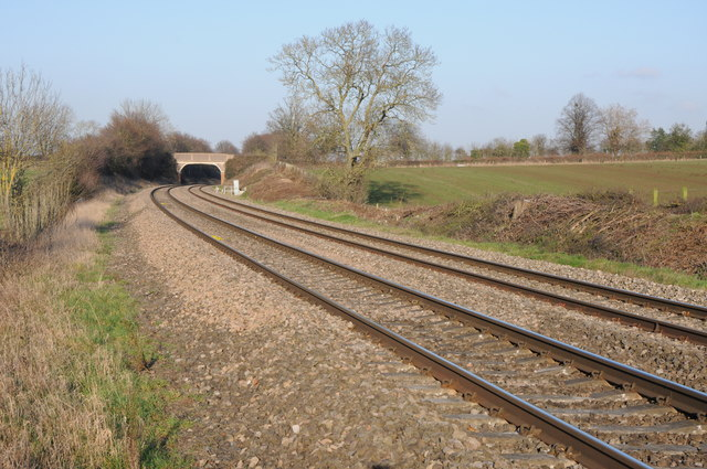 Worcester to Droitwich Railway
