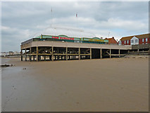 ST3049 : Burnham-On-Sea - The Pavilion by Chris Talbot