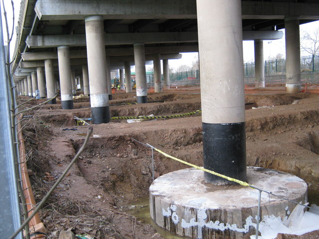 M6 motorway repairs