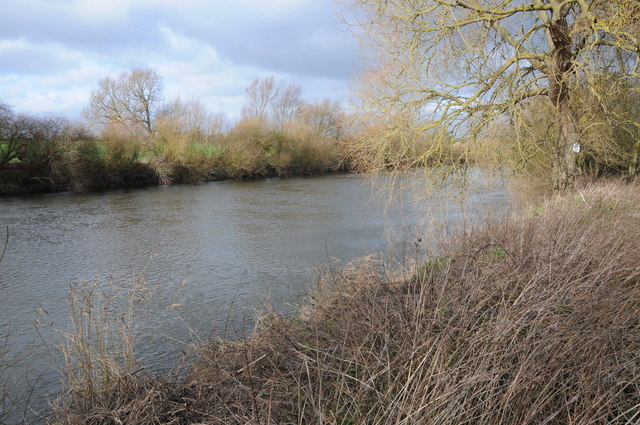 River Severn - West Channel