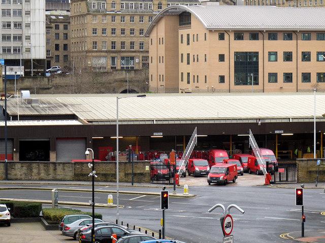 Royal Mail depot, Bradford