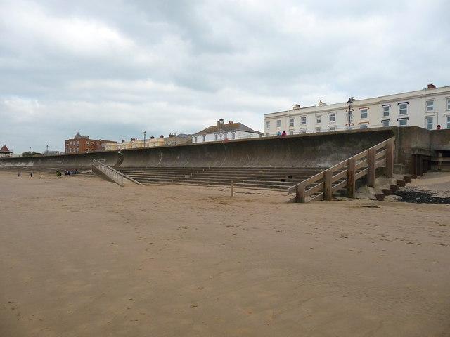 Burnham-On-Sea - Sea Defences