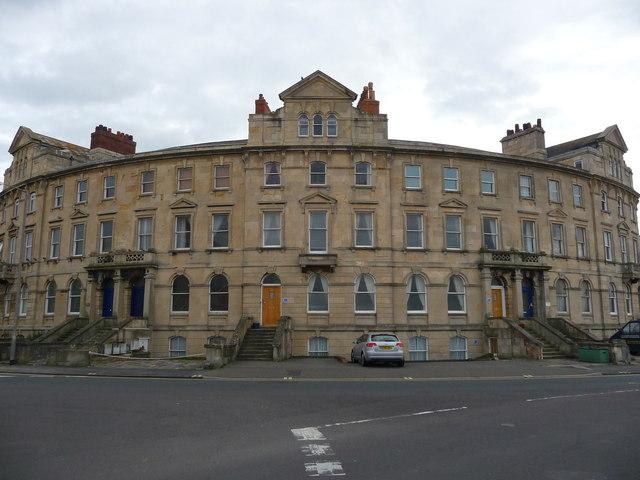 Burnham-On-Sea - Sea View Road