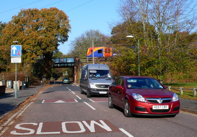 Iford Lane Railway Bridge