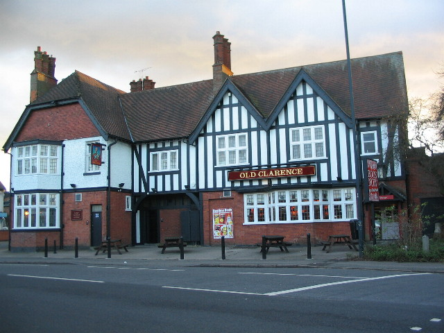 The Old Clarence