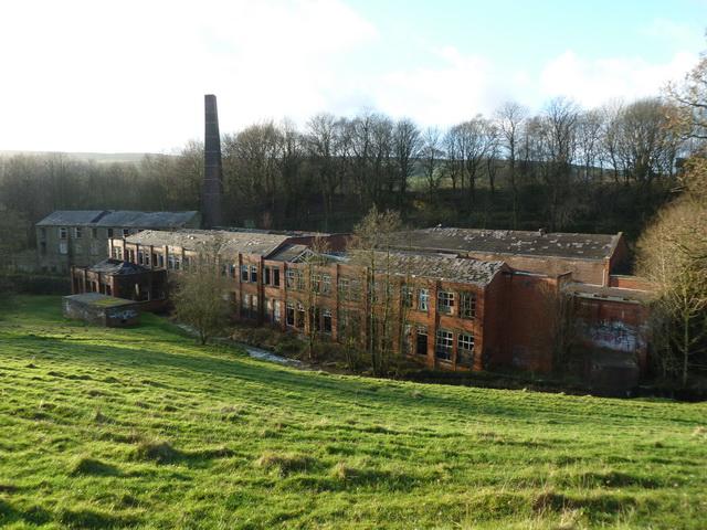 Edenwood Mill, Stubbins