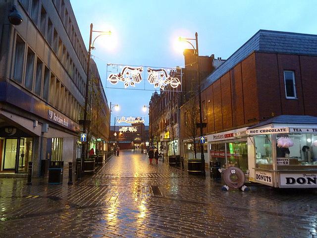 Curzon Street, Oldham