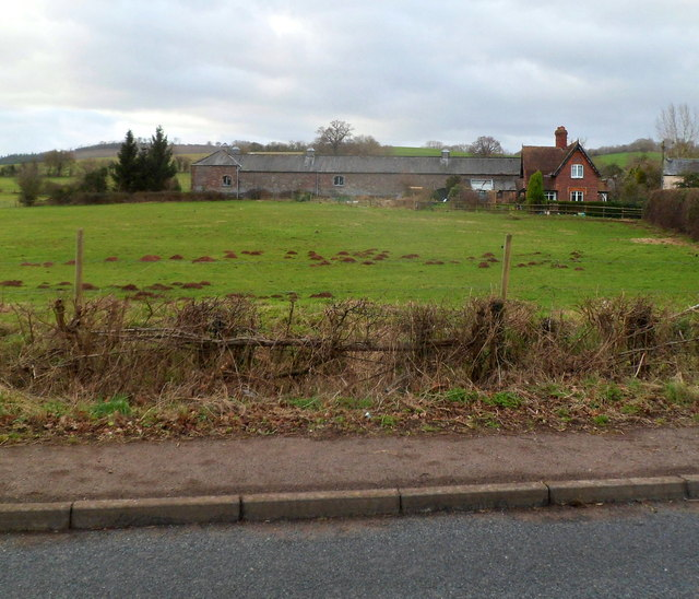 Rockfield Studios near Monmouth