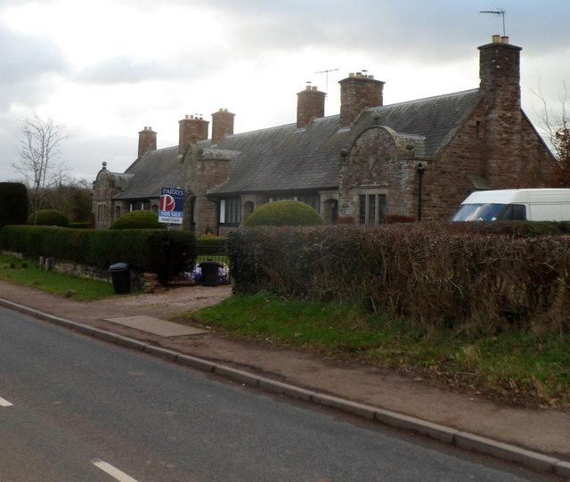 Grade II listed Cottage Homes, Rockfield