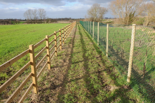 Diverted Gloucestershire Way