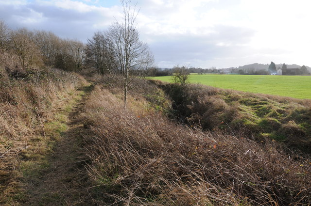 Gloucestershire Way and Norman's Brook