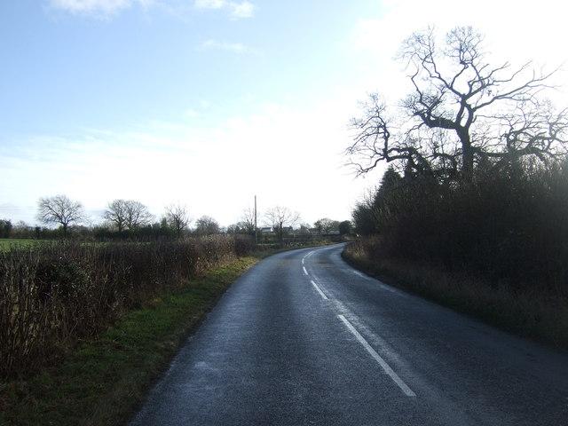 Pye Lane heading south