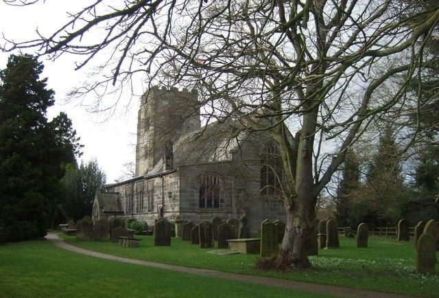 Church of St Thomas a Becket, Hampsthwaite