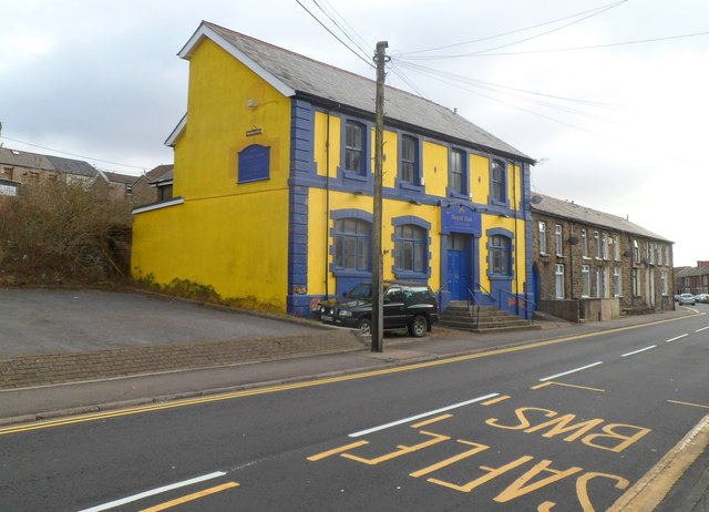 Royal Oak pub, Ynyswen