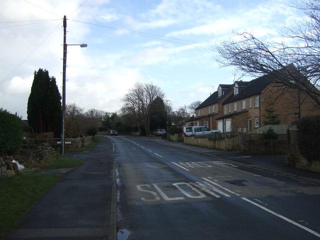 Hollins Lane, Hampsthwaite
