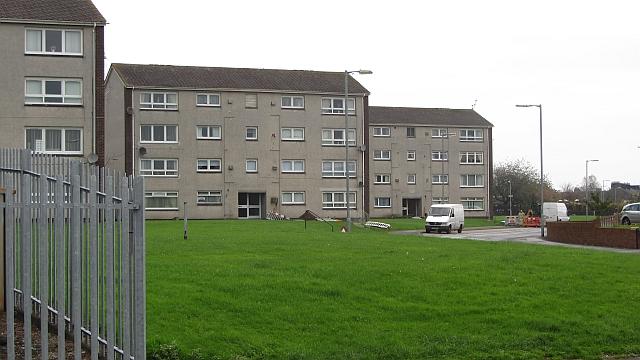 Raploch, Larkhall