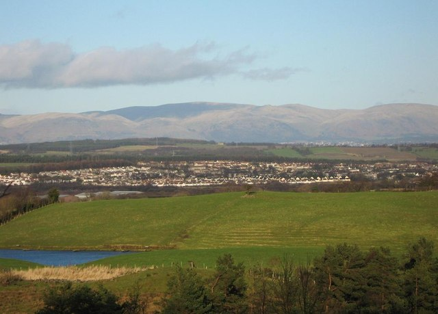 View from East Craig