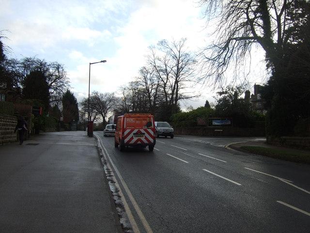 Ripon Road (A61), Harrogate